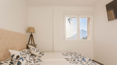 Bedroom holiday apartment in Javea